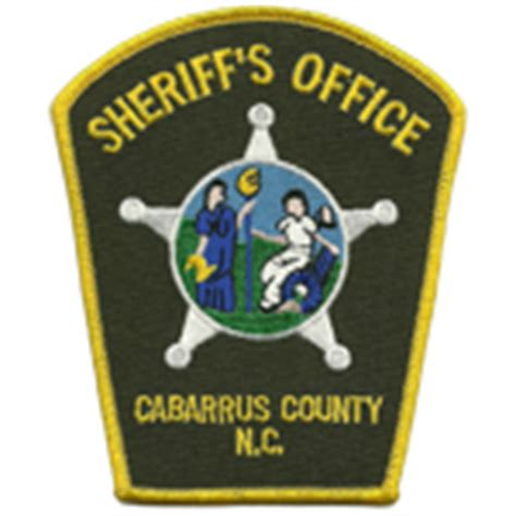 Cabarrus County Sheriff S Office by Cabarrus County Sheriff S Office Carolina Fallen
