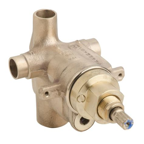 Pressure Balancing Valve For Shower by Symmons Temptrol Pressure Balancing Tub Shower Valve