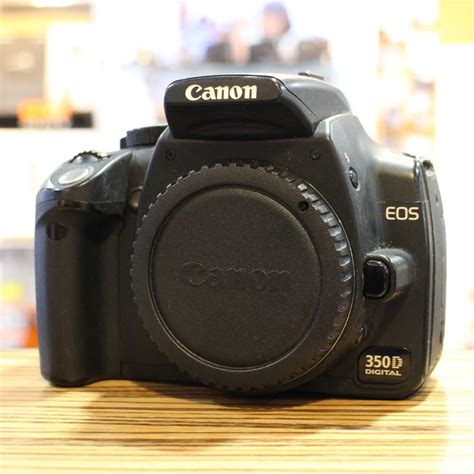 canon 350d price used canon eos 350d digital slr used cameras