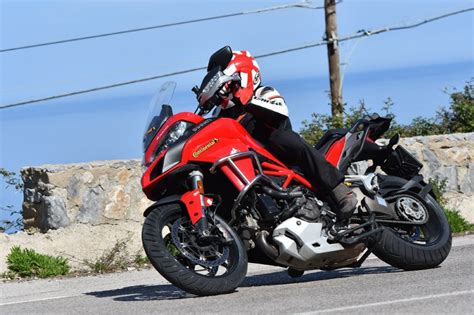 MCN Review The New RoadAttack 3   Continental Motorcycle UK
