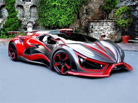 Fast Furious Kaos 3d Umakuka All Colour Exp Black mexico s supercar the inferno set to enter production drivespark news