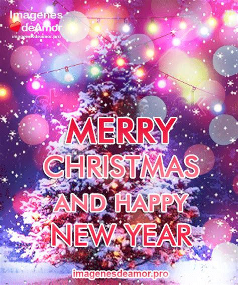 imagenes de merry christmas animados 9 im 225 genes merry christmas and happy new year gif