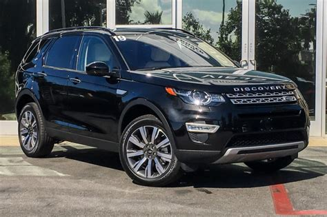 land rover 2019 2019 land rover discovery launched in price 1