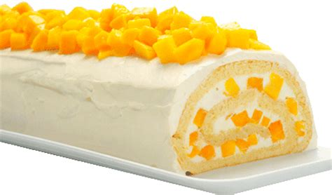 decorar un pastel de mango receta de rollo de mango pasteles d lul 250