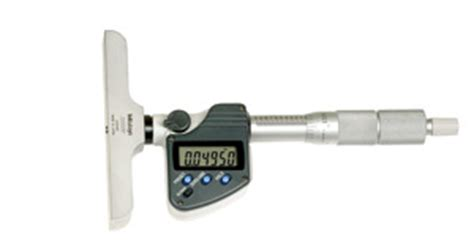 depth gauge product page mitutoyo