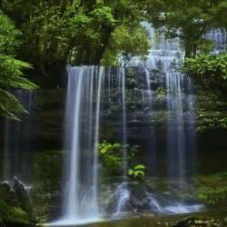 waterfall wall mural tasmania waterfall wall mural amp photo wallpaper photowall