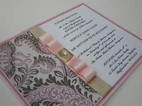 Scrapbooking Wedding Invitation Ideas by Invitation Scrapbooking 805337 Weddbook