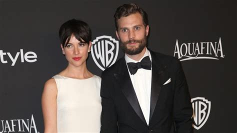 jamie dornan real voice jamie dornan s wife had no problem with his role in fifty