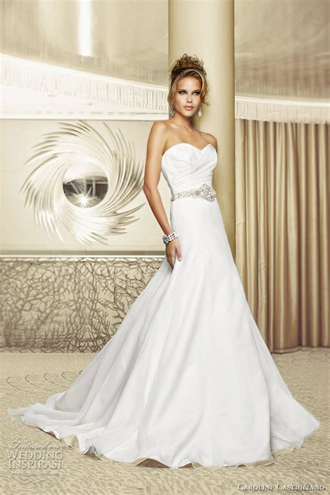 caroline castigliano wedding dresses the oscar