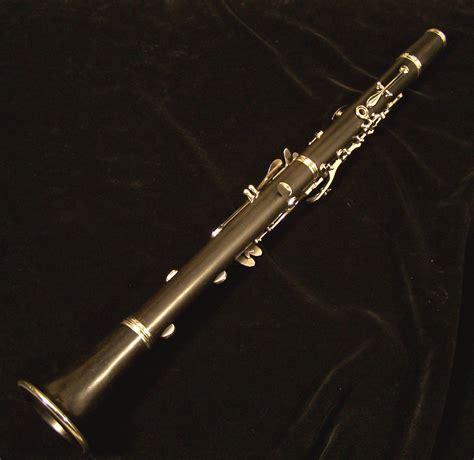 vintage buffet r13 clarinet kessler sons music