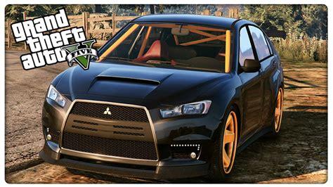 mitsubishi evo logo gta 5 car mods mitsubishi lancer evo x car logos