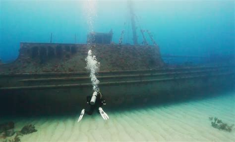 Abandoned Places by Bermuda S Top Shipwreck Dives Go To Bermuda