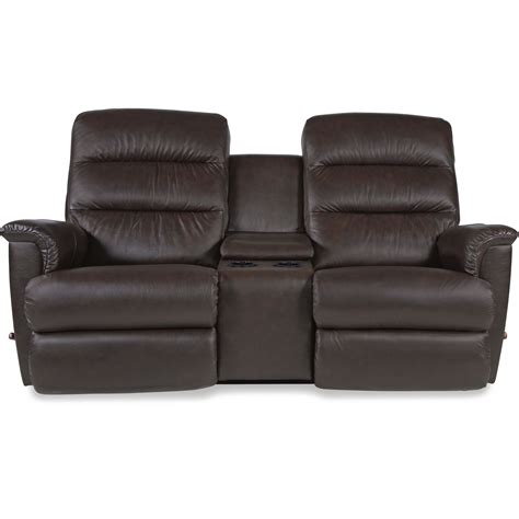 Wall Saver Reclining Sofa Wall Saver Reclining Loveseat With Cupholder And Storage Console By La Z Boy Wolf And Gardiner