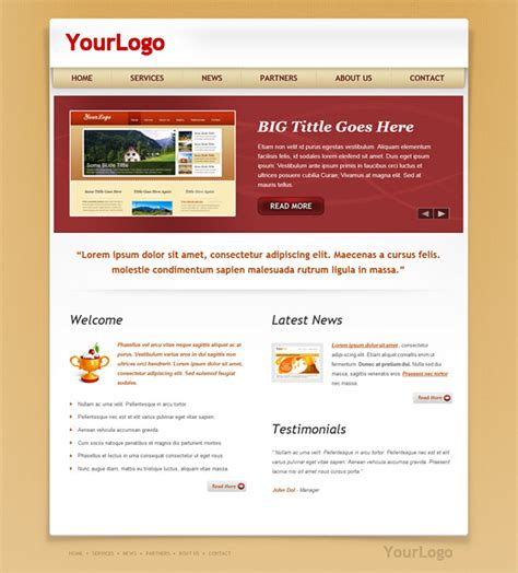 free personal website templates html css personal portfolio website css template website css