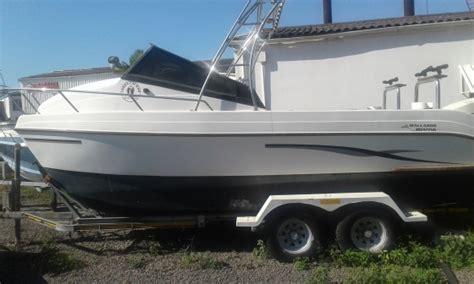 mallards boats mallards cobra cat 640 and two oceans marine fishing boat
