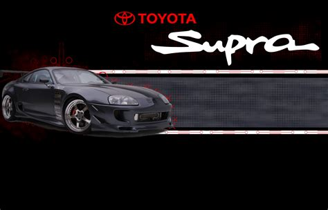 toyota supra logo toyota desktop wallpaper wallpapersafari