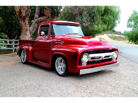 1956 Ford F100 by 1956 Ford F100 Truck For Sale Html Autos Post