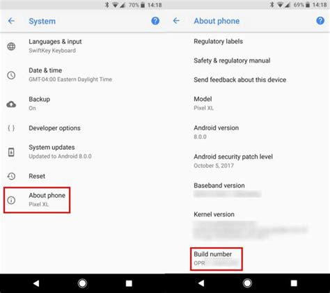 enable developer options android قابلیت usb debugging در اندروید چیست و چه کاری انجام می دهد
