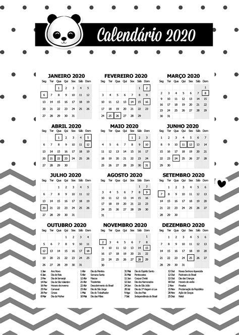 planner  panda calendario fazendo  nossa festa