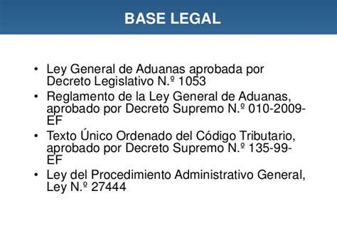 reglamento de la ley general de aduanas decreto supremo no 011 2005 si ucmicrocreditos misantla blog