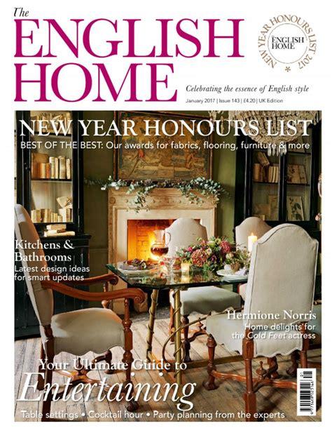 the home magazine bringing home