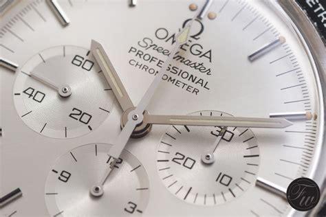 Omega Speedmaster Chronometer White Gold