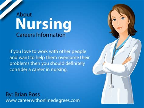 You Can Get With A Nursing Degree And Mba by About Nursing Careers Information
