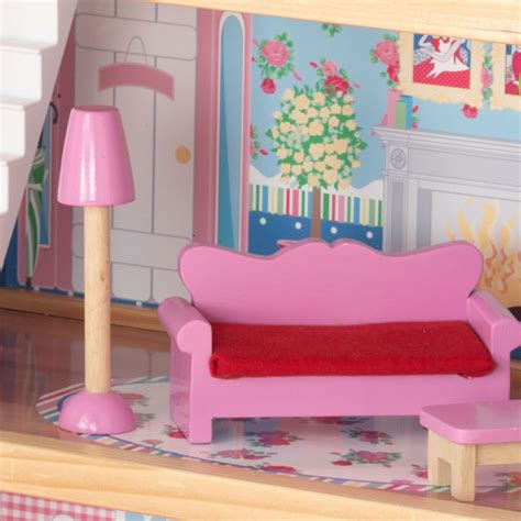 Doll Cottage by Toys Dollhouses Chelsea Doll Cottage By Kidkraft
