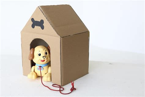 dog house cardboard diy cardboard dog house www imgkid com the image kid has it