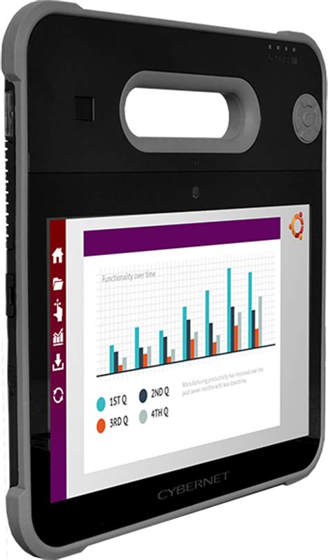 Rugged Plc by Industrial Tablet Grade Tablet Pc With Maximum