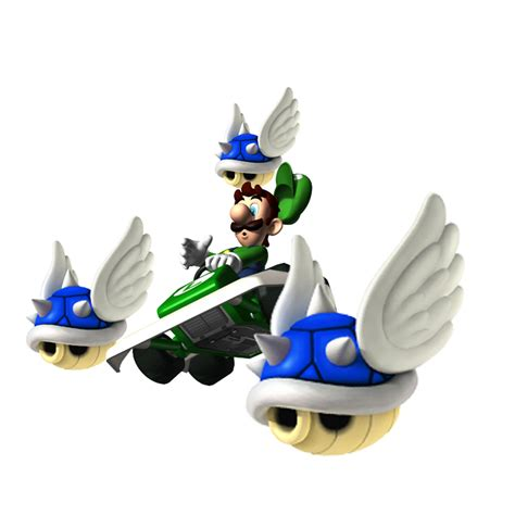 Top 7 Powerups by Four Mario Kart 7 Power Ups That Should Be In The