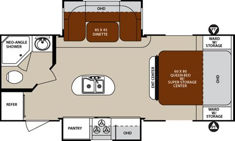 surveyor floor plans forest river inc manufacturer of travel trailers