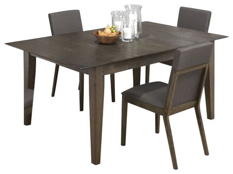 Jofran 728 72 Antique Gray Ash Butterfly Leaf Dining Table Grey Ash Dining Table