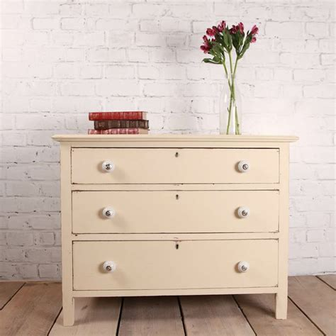 autentico chalk paint edinburgh vintage shabby chic farmhouse style chest of drawers