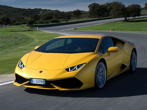 The New Lamborghini Huracán Brand New Lamborghini Huracan Pictures