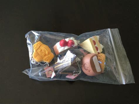 Squishy Dango Squishy Licensed Original peko set of six squishy not in original packaging