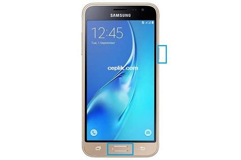 Resmi Samsung J3 2016 samsung galaxy j3 2016 窶囘a ekran g 246 r 252 nt 252 s 252 nas莖l al莖n莖r