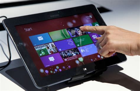 Tablet Samsung Windows 8 1 microsoft unveils windows 8 update for tablets pcs ctv news
