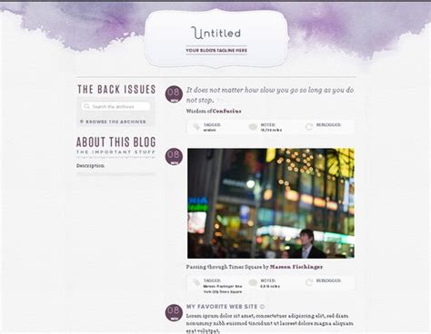 themes tumblr elegant 50 elegant free tumblr themes and widgets for blogging