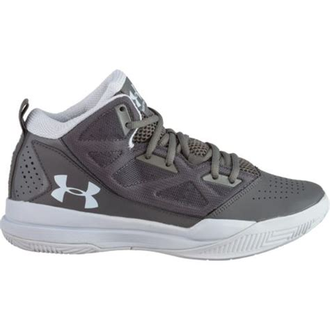 top womens basketball shoes armour s jet mid top basketball shoes academy