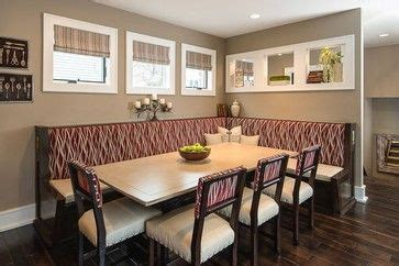 cozy large dining room space   large family