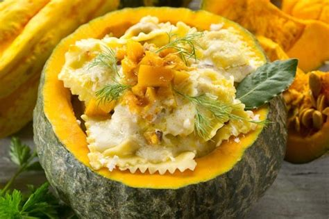 ravioli di zucca alla mantovana pumpkins for and then dodiciemezza