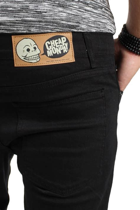 Black Cheap Monday cheap monday tight new black