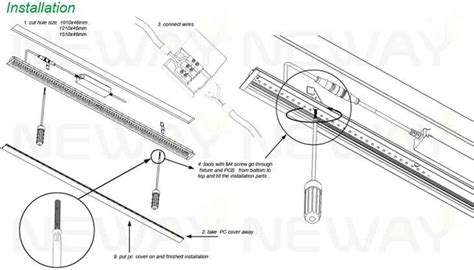 wiring diagram for led ceiling lights efcaviation
