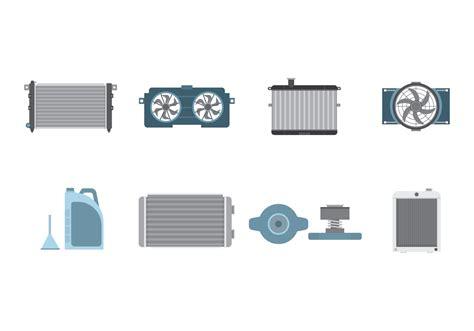 Car Radiator Types by Car Radiator Free Vector 2638 Free Downloads