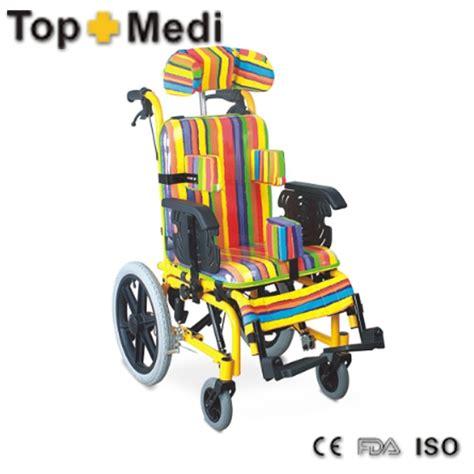 best reclining wheelchair top seller lightweight folding reclining baby pediatric