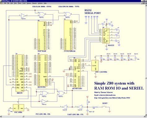 z80 computer attempt 1 hackaday io