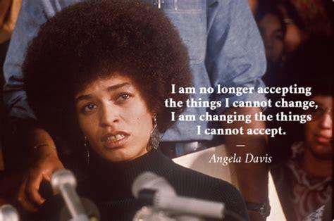 angela davis marxist feminism quote quotes politics us usa american america civil rights