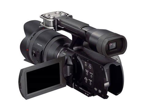 Kamera Sony Vg30 Sony Nex Vg30 Camcorder Images Leak