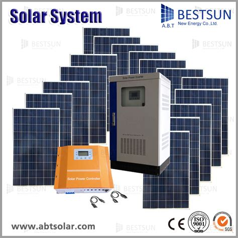 solar inverter for home use price aliexpress buy grid pv solar inverter price 15kw solar power system 8kw solar energy